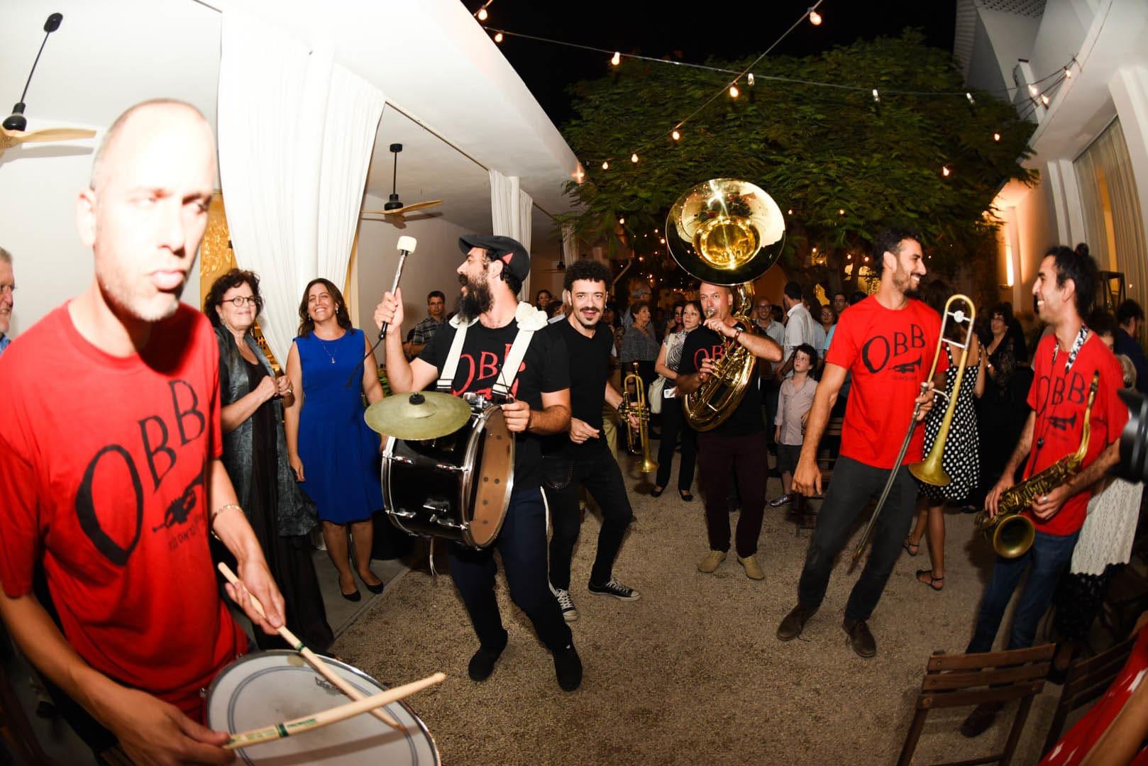 OBB – A Brass Fiesta